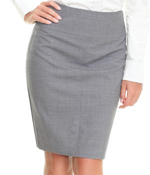 Added Tailored Skirt