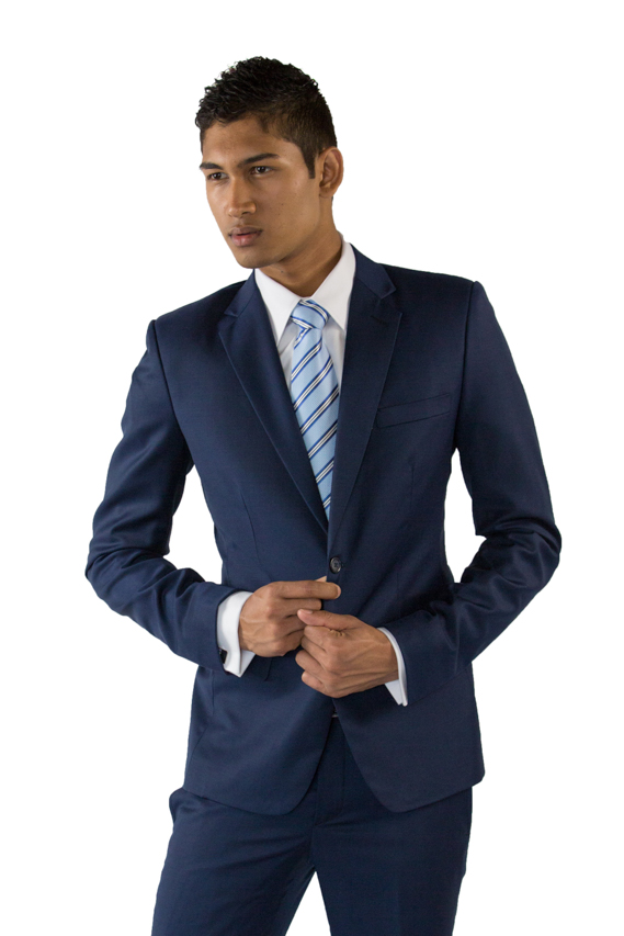 Tailored suit shirt pants skirt waistcoat for Navy suit and shirt combinations