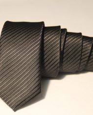 Black Narrow tie