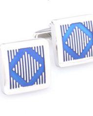 Blue Diamond Cufflinks