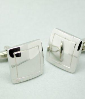 Classic Square Cufflinks