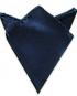 Dark Blue Pocket Square