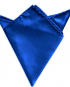 Elec Blue Pocket Square