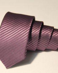 Purple  narrow tie