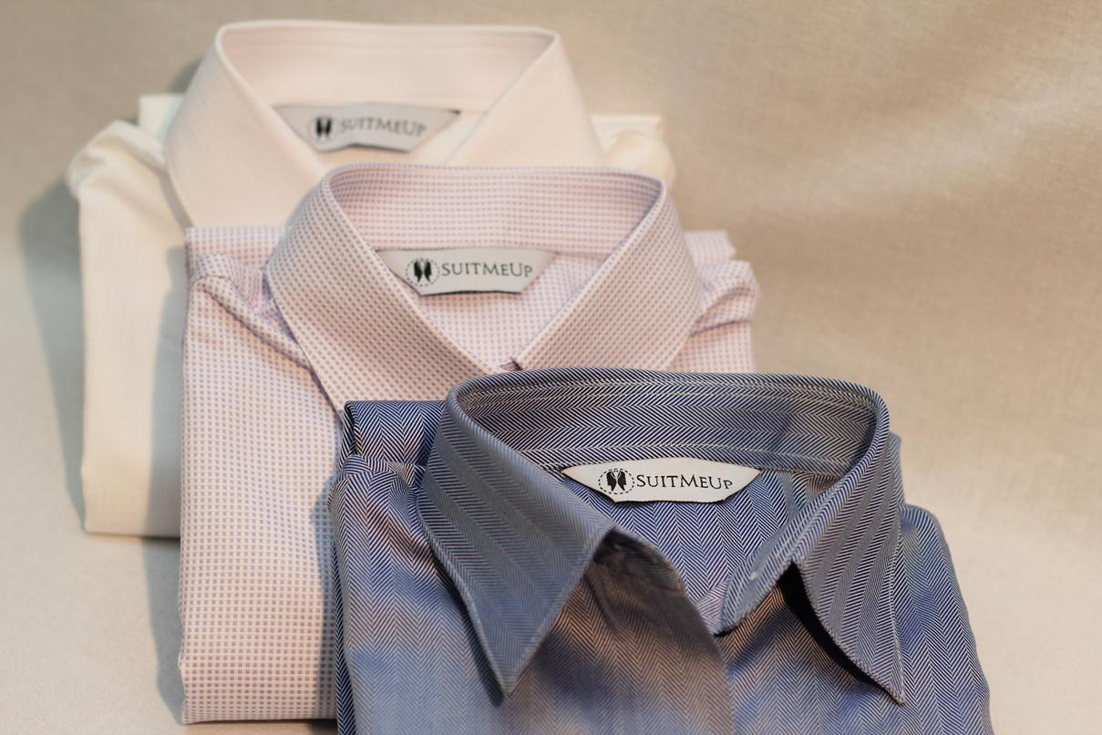 Why tailor made business shirts are a must suitmeup for Tailor made shirts online