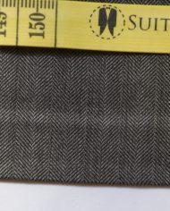59902-2 Dark Grey Herringbone