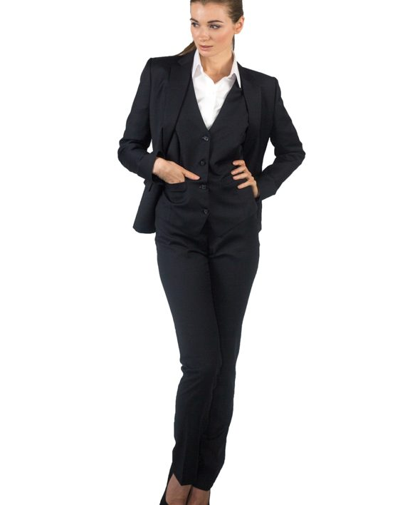 3 piece womens suit