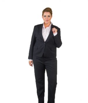 elizabeth womens suit