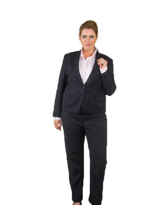 elizabeth womens suit