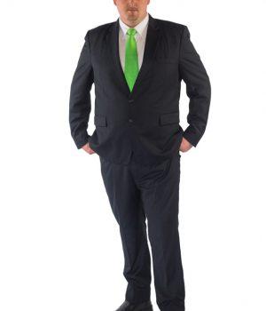 Morton mens suit